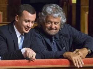 Stipendio a 5 Stelle per Rocco Casalino: 170mila euro all'an