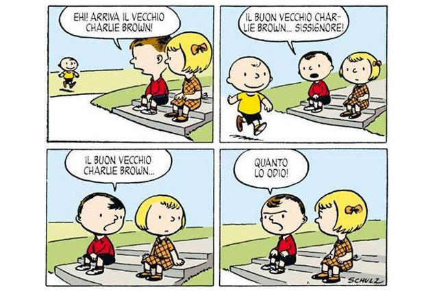 Préférence Buon Compleanno, Charlie Brown Il 2 ottobre 1950 nascevano i Peanuts PT79