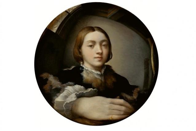 I 5 autoritratti allo specchio pi belli della storia dell 39 arte - Bambini che si guardano allo specchio ...