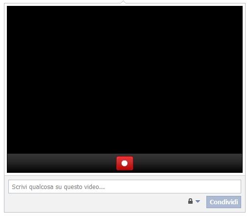 L'operazione da pc per pubblicare un video su Facebook