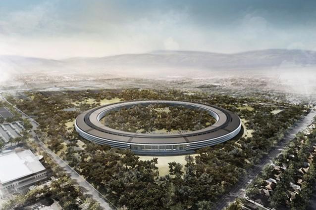 Il nuovo Campus di Apple aprirà ad aprile