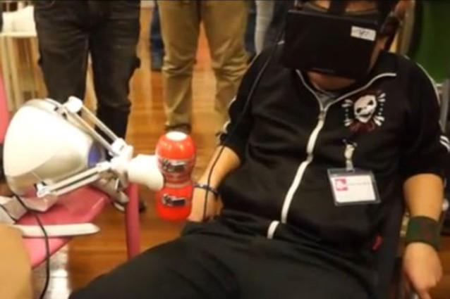 Designer giapponesi permettono di fare sesso virtuale tramite l'Oculus Rift