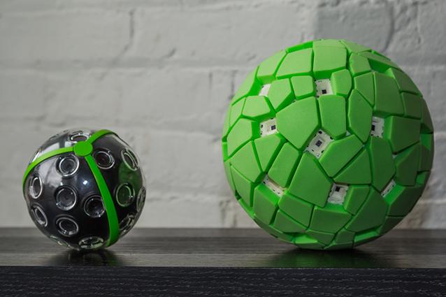 Panono, la palla che scatta foto a 360° [Video].