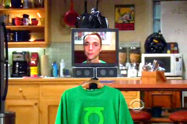 Image result for sheldon robot