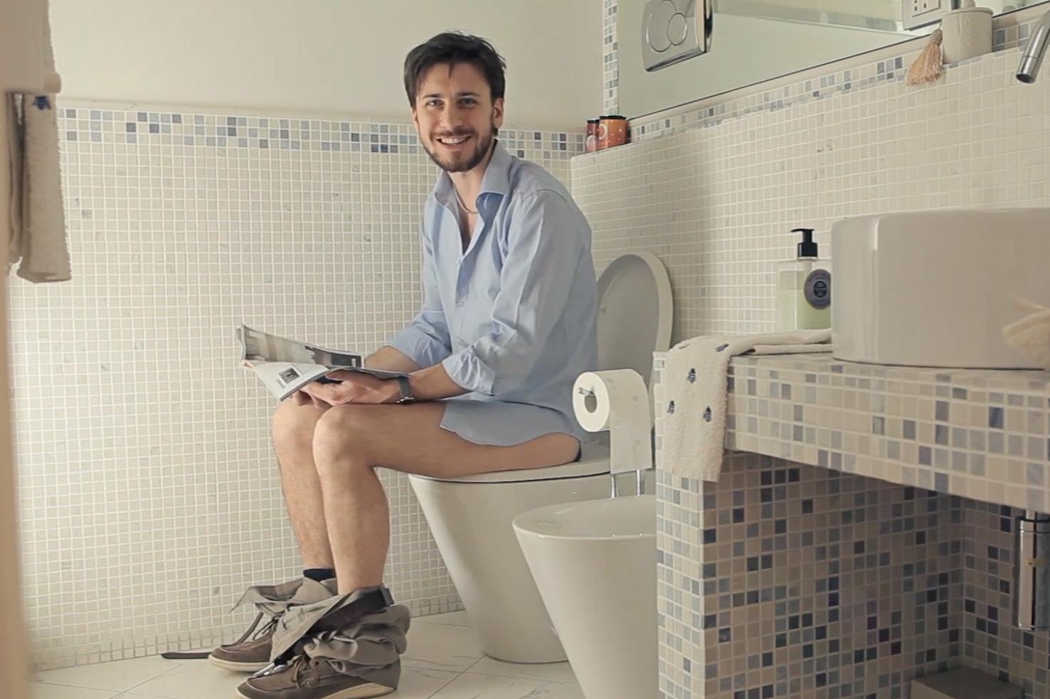 Air wnc l 39 app per trovare il bagno pi vicino - Cosa fare per andare in bagno ...