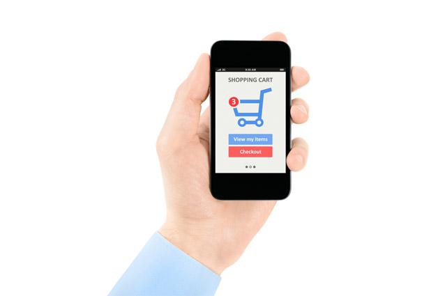 Crescono gli acquisti effettuati via mobile 200 in un anno for Italia mobile
