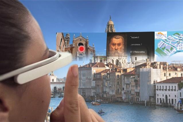 OK Venice, la nuova app per esplorare Venezia con i Google Glass [VIDEO]