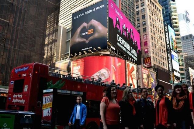 Porn Hub New York