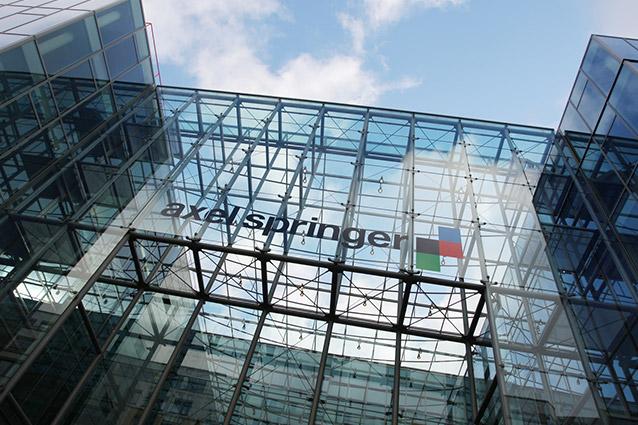 In Germania l'editore Axel Springer cede a Google News