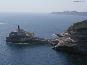 Bonifacio in Corsica (Francia)