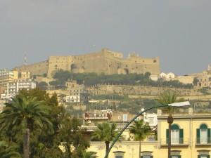 Castel Sant'Elmo: una delle due sedi del Comicon 2010!!