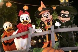 Disneyland Halloween 2010