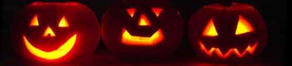 zucche di halloween 2010