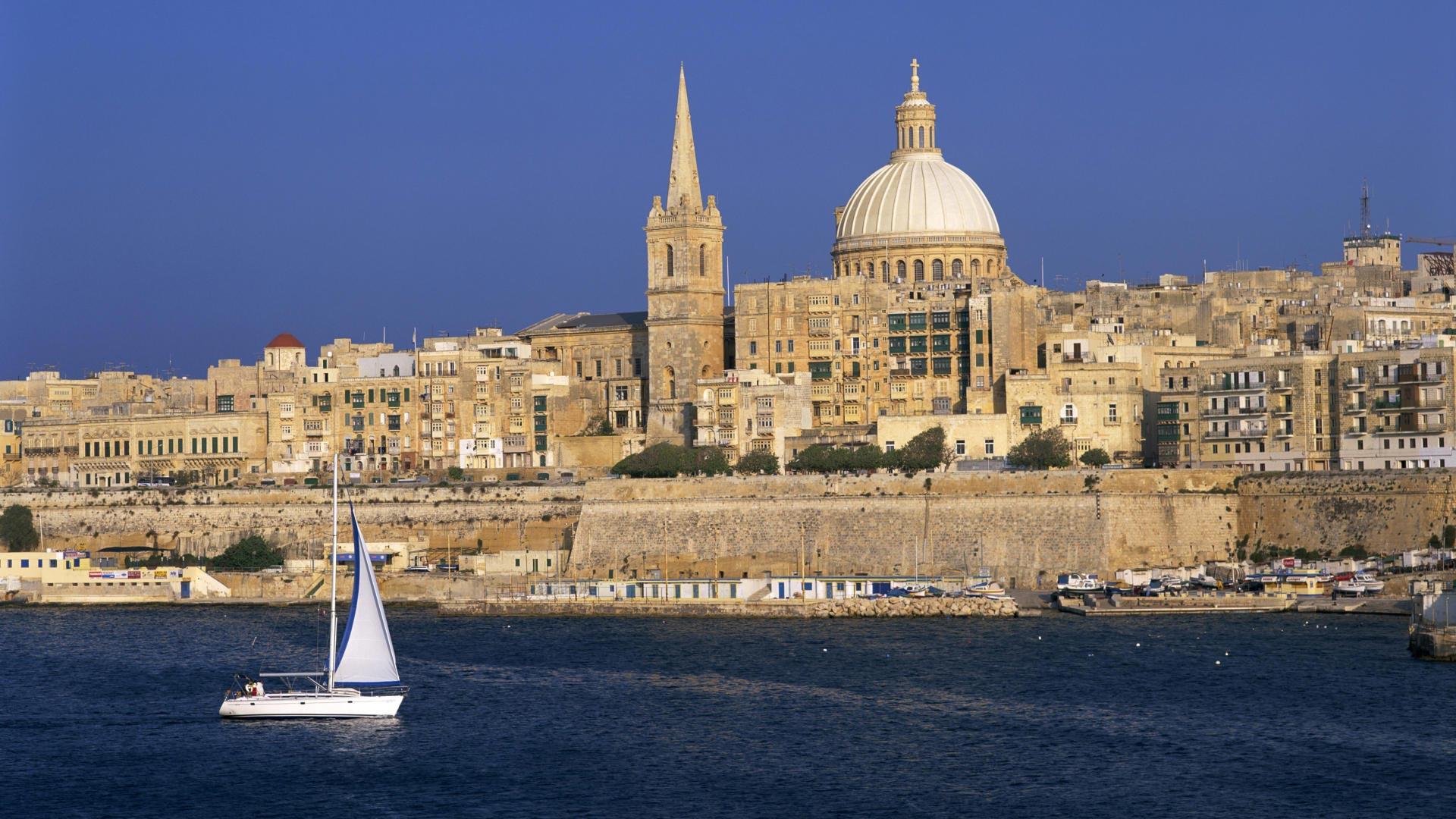 Dove Si Trova Malta Cartina Geografica.Dove Si Trova Malta Come Andare Nell Isola Dei Desideri Del Mediterraneo