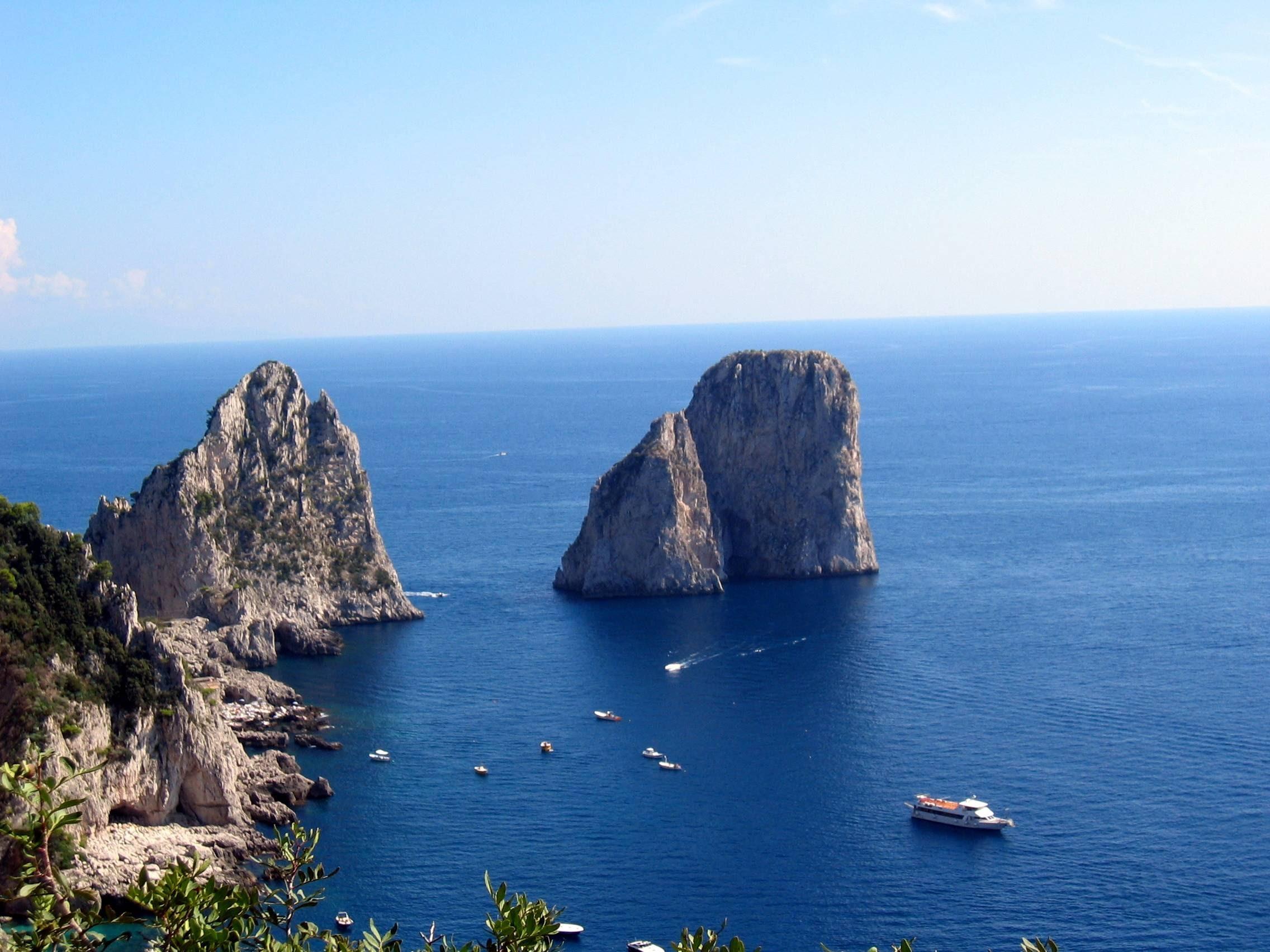 Andare A Capri Da Napoli