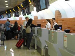 Bagaglio a mano e valigia