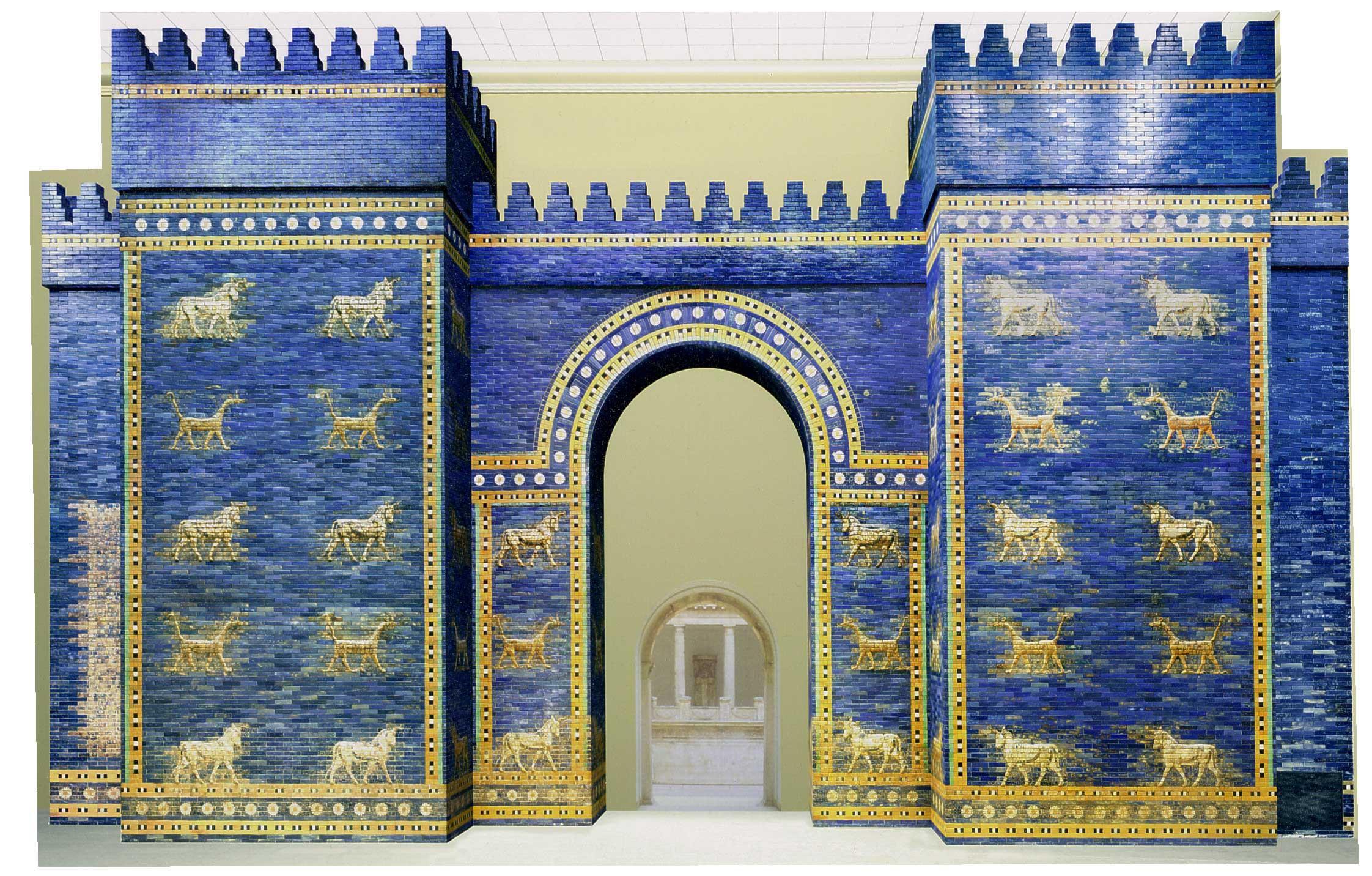 Pergamon museum di berlino un tuffo nell 39 archeologia - Berlino porta di magdeburgo ...