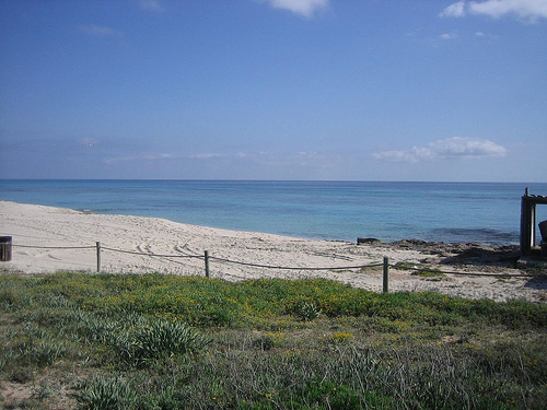 Formentera Platja de Migjorn