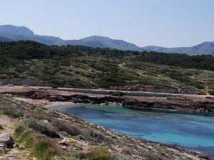 Cala Mitjana Mallorca