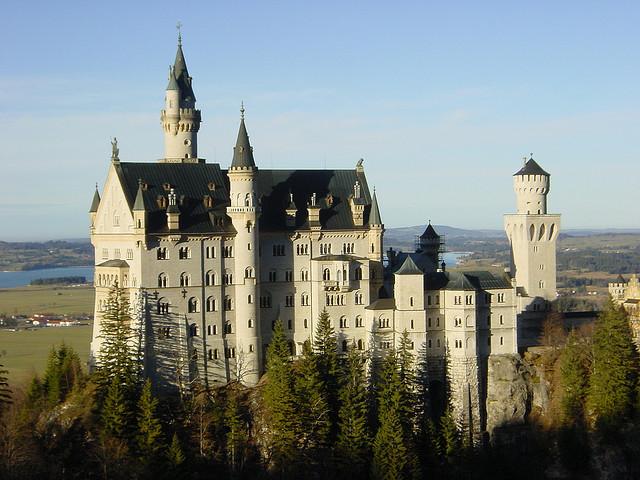 castelli neuschwanstein
