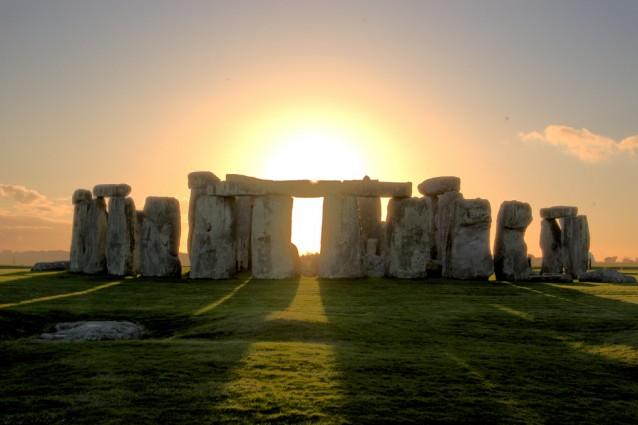 alba a stonehenge