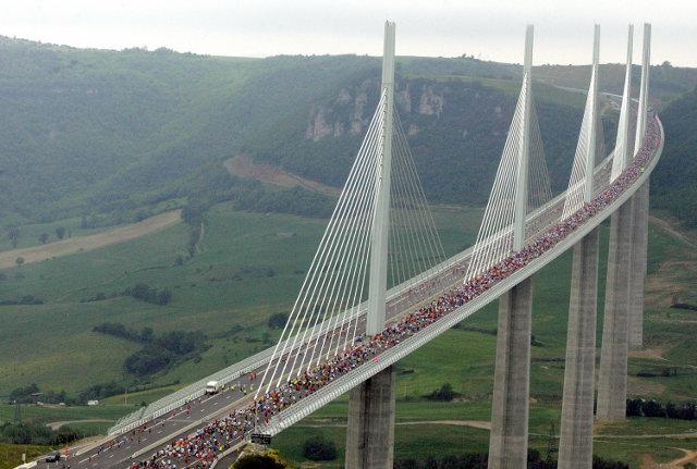 ponti viadotto di millau