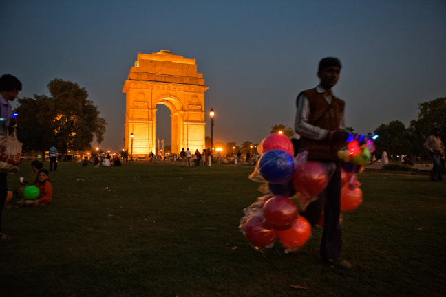 piazze india gate