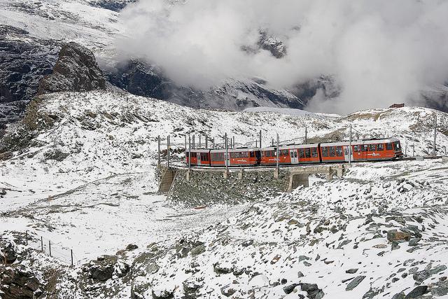 treni glacier express