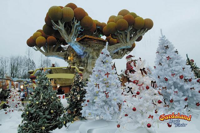 Vacanze Di Natale Con La Famiglia A Gardaland Con Il Magic