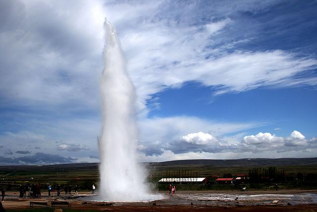 geyser islanda strokkur
