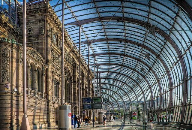 interrail strasburgo