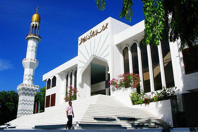 malé moschea