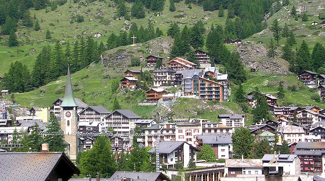 zermatt estate