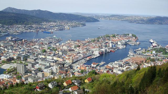 Fiordo di Bergen