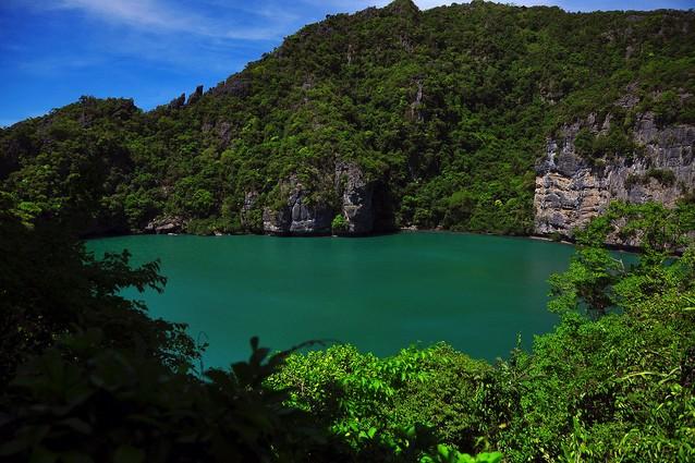 Laguna di Ko Samui