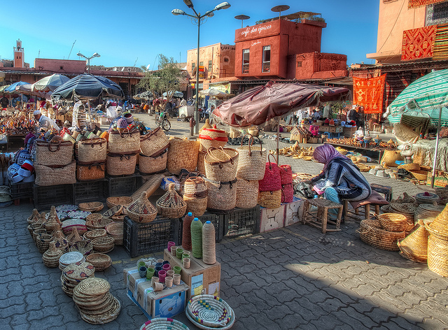 Marrakech, Marocco