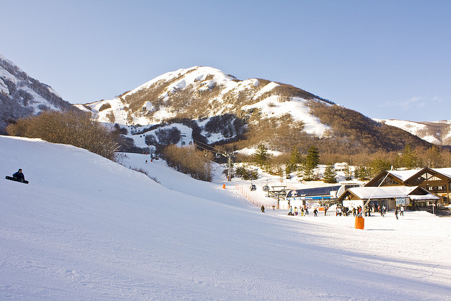 Ovindoli piste da sci