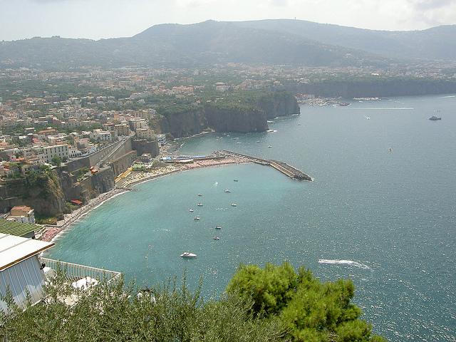 Spiaggia di Sorrento