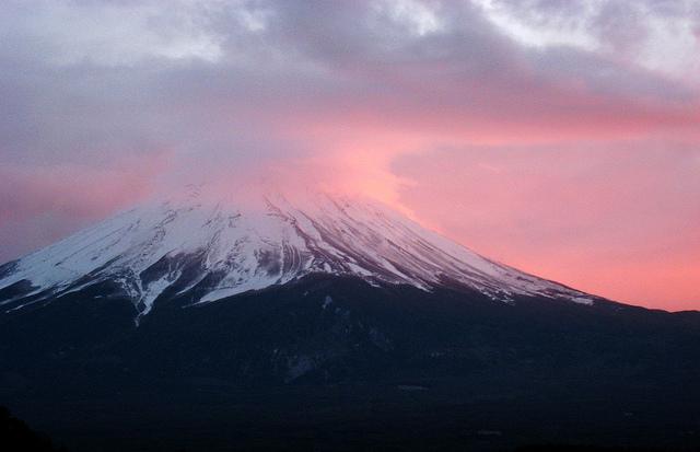 Monte Fuji, Giappone
