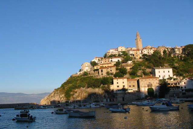 Isola di Veglia in Croazia