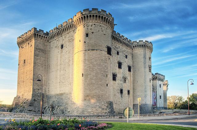 Francia, Castello di Tarascon