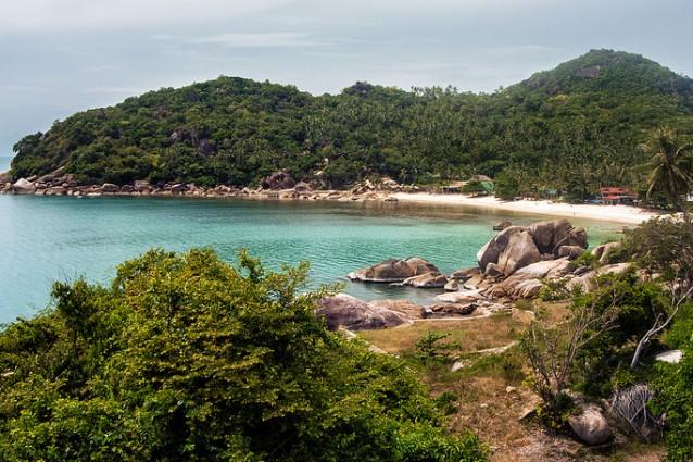 Spiaggia di Ko Samui