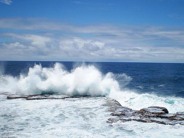 Tonga Blowholes
