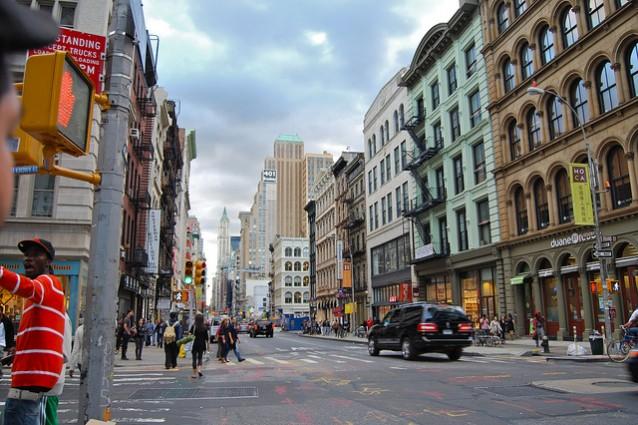 Soho la manhattan trendy e alla moda di new york for Casa vacanza a new york manhattan
