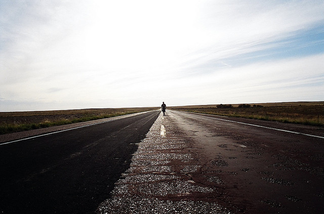 Strada infinita