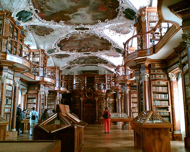 Biblioteca San Gallo