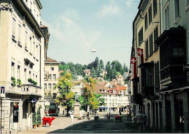 Visita a san gallo la citt svizzera dei libri e dei - Dogana svizzera cosa si puo portare ...