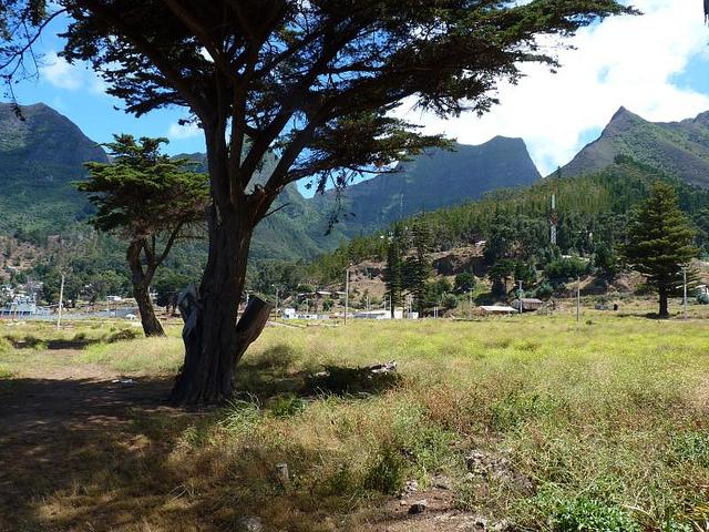 Isola di Robinson Crusoe, villaggio di San Juan Bautista