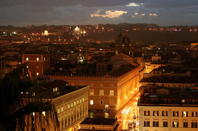 i parioli quartiere della roma bene