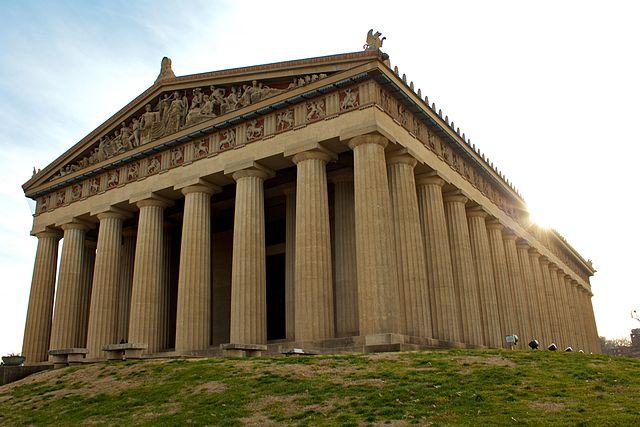 originali o copie le repliche dei monumenti famosi nel mondo